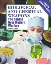 Cover of: Biological and Chemical Weapons | Allan B. Cobb