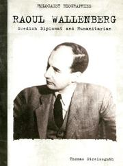 Cover of: Raoul Wallenberg
