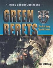 Cover of: Green Berets |