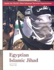 Cover of: Egyptian Islamic Jihad (Inside the World's Most Infamous Terrorist Organizations)