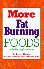 Cover of: More Fat-Burning Foods