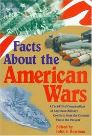 Cover of: Facts about the American wars |