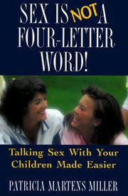 Cover of: Sex is not a four-letter word!
