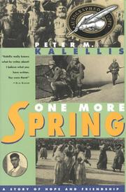Cover of: One more spring
