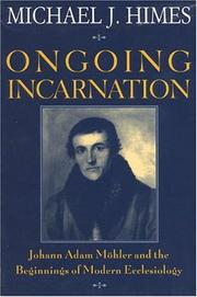 Cover of: Ongoing incarnation