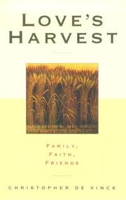 Cover of: Love's harvest