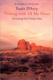 Cover of: Seeking with all my heart