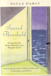 Cover of: Sacred Threshold