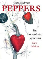 Cover of: Peppers | Andrews, Jean