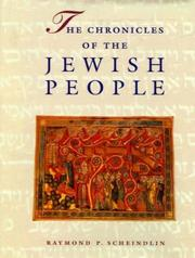 Cover of: The Chronicles of the Jewish People | Raymond P. Scheindlin