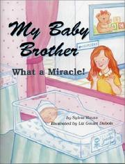 Cover of: My baby brother