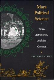 Cover of: Maya Political Science