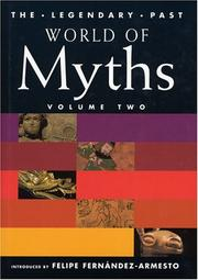 Cover of: World of Myths: Volume Two (Legendary Past Series)