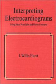 Cover of: Interpreting Electrocardiograms