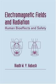Cover of: Electromagnetic Fields and Radiation | Habash