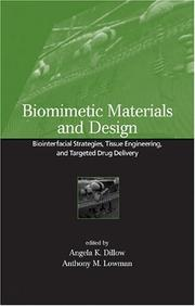 Cover of: Biomimetic Materials and Design |