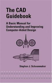 Cover of: The CAD Guidebook