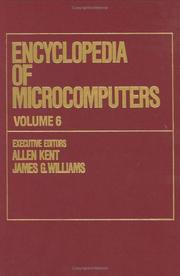 Encyclopedia of Microcomputers by