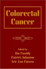 Cover of: Colorectal Cancer |