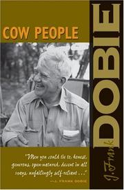 Cover of: Cow People