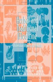 Herbal and Traditional Medicine: Biomolecular and Clinical Aspects