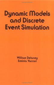 Cover of: Dynamic models and discrete event simulation