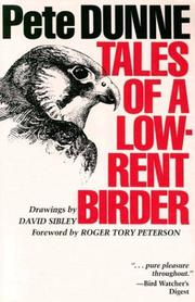 Cover of: Tales of a low-rent birder