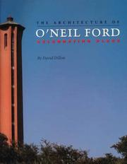 Cover of: The architecture of O'Neil Ford