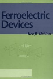 Cover of: Ferroelectric devices