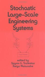 Cover of: Stochastic large-scale engineering systems |