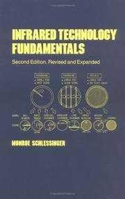 Cover of: Infrared technology fundamentals