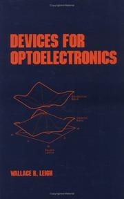 Cover of: Devices for optoelectronics