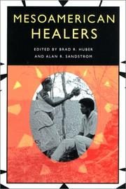 Cover of: Mesoamerican Healers |