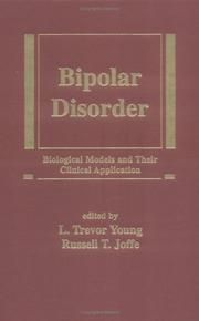 Cover of: Bipolar Disorder  | Young undifferentiated
