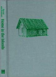 Cover of: Home in the Islands
