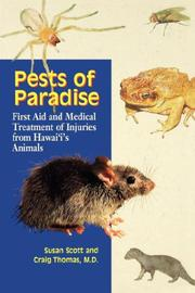 Cover of: Pests of Paradise | Susan Scott