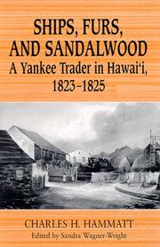 Cover of: Ships, furs, and sandalwood