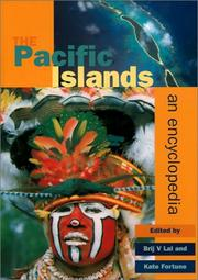 Cover of: The Pacific Islands