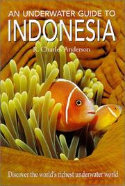 Cover of: An Underwater Guide to Indonesia