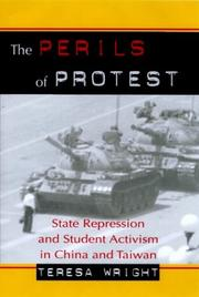 Cover of: The Perils of Protest | Teresa Wright
