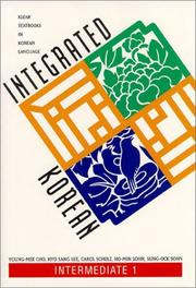 Cover of: Integrated Korean |