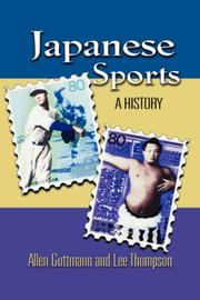 Cover of: Japanese Sports