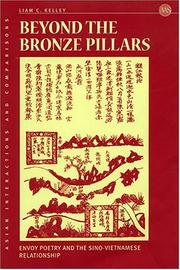 Cover of: Beyond The Bronze Pillars | Liam C. Kelley