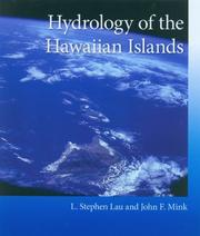 Cover of: Hydrology of the Hawaiian Islands by
