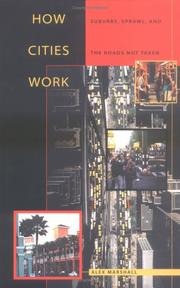 Cover of: How Cities Work  | Alex Marshall