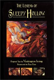Cover of: The legend of Sleepy Hollow | Washington Irving