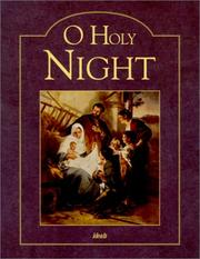 Cover of: O holy night