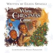 Cover of: When Christmas came