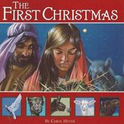 Cover of: The First Christmas