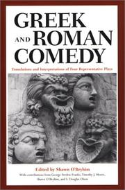 Greek and Roman Comedy by